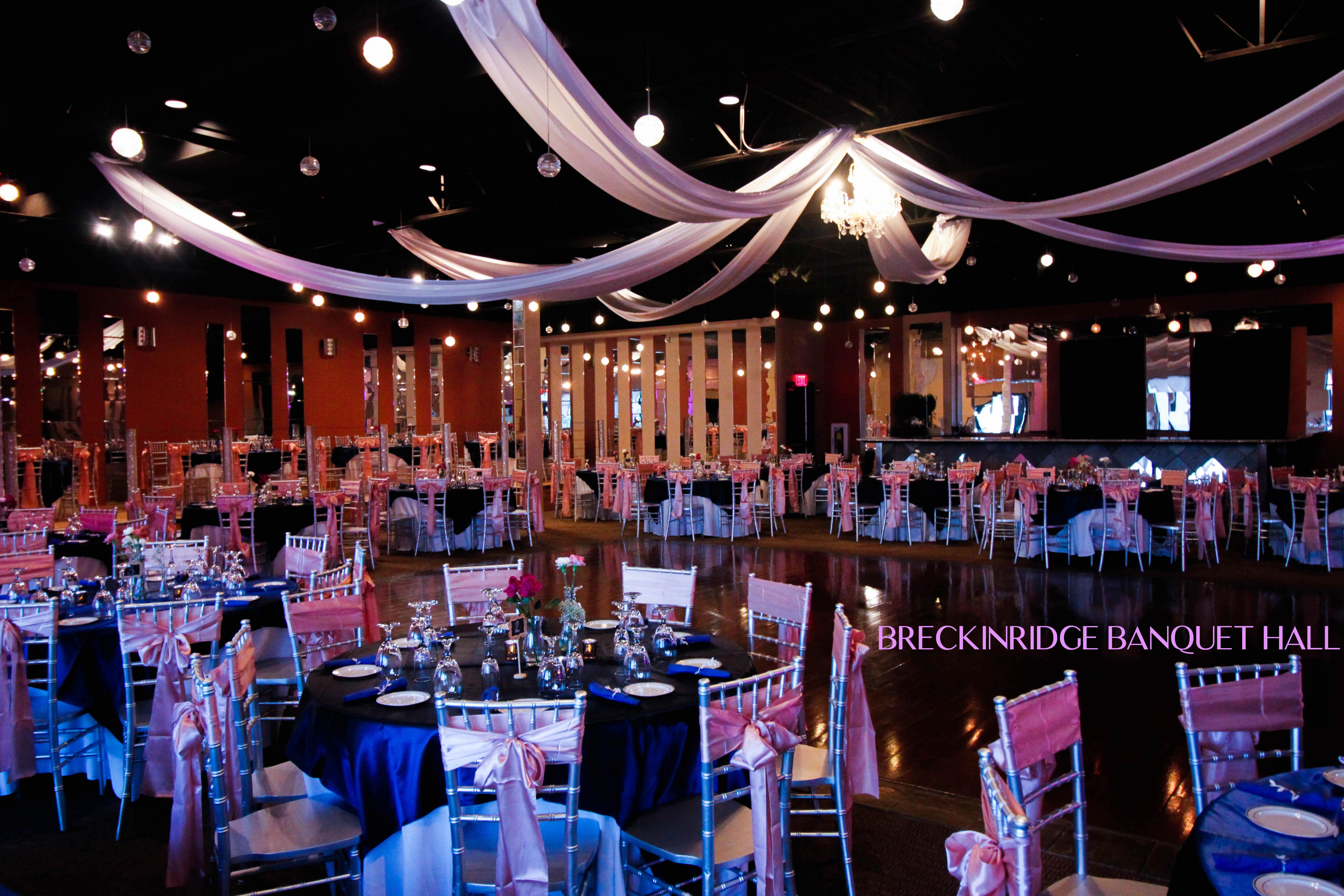 Breckinridge Banquet Hall – Breckinridge Banquet Hall