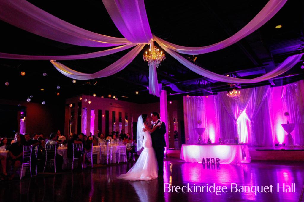 Breckinridge Banquet Hall - Breckinridge Banquet Hall